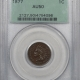 Coin World/Numismatic News Featured Coins 1904 INDIAN CENT PCGS MS-64 RB, OLD GREEN HOLDER, PQ & 65 QUALITY!