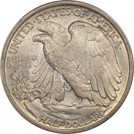 CAC Approved Coins 1917 WALKING LIBERTY HALF DOLLAR PCGS MS-64 PQ! LOOKS GEM CAC APPROVED!