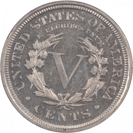 Coin World/Numismatic News Featured Coins 1905 LIBERTY NICKEL, PCGS PR-63, CAC, PQ & OLD RATTLER HOLDER!