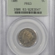 Coin World/Numismatic News Featured Coins 1910 LIBERTY NICKEL, PCGS PR-63, OGH & REALLY PQ!