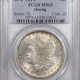 New Certified Coins 1896-O MORGAN DOLLAR NGC MS-61