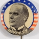 Other Collectibles 1900 MCKINLEY 7/8″ R/W/B PICTURE CELLULOID CAMPAIGN BUTTON NEAR-MINT