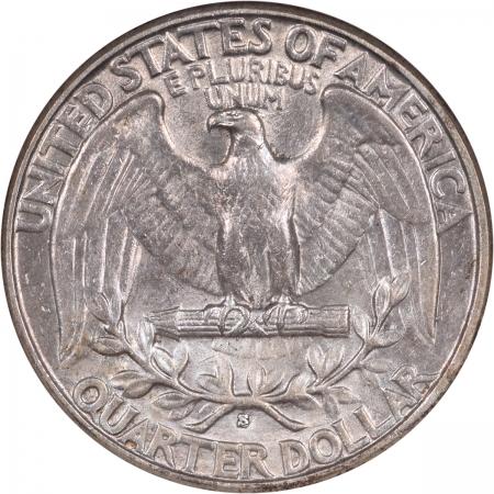 Washington Quarters 1932-S WASHINGTON QUARTER ANACS AU-53