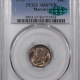 Coin World/Numismatic News Featured Coins 1834 CAPPED BUST HALF DOLLAR – LG DATE SM LETTERS PCGS AU-58 CAC ORIGINAL & PQ!