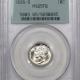 Coin World/Numismatic News Featured Coins 1943-D MERCURY DIME PCGS MS-67 FB FRESH PQ+!