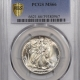 Coin World/Numismatic News Featured Coins 1942-S WALKING LIBERTY HALF DOLLAR PCGS MS-66 GORGEOUS REVERSE!