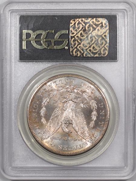 Morgan Dollars 1881-S MORGAN DOLLAR – PCGS MS-65, PREMIUM QUALITY! OLD GREEN HOLDER