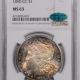 New Certified Coins 1885-CC MORGAN DOLLAR NGC MS-66, PRETTY & SUPERB GEM