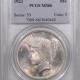 Morgan Dollars 1885-S MORGAN DOLLAR PCGS MS-64