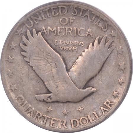 Standing Liberty Quarters 1927-S STANDING LIBERTY QUARTER PCGS VG-10