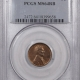 U.S. Certified Coins 1909-S VDB LINCOLN CENT PCGS MS-65 RD ORIGINAL & FLASHY GEM, FRESH TO MARKET KEY