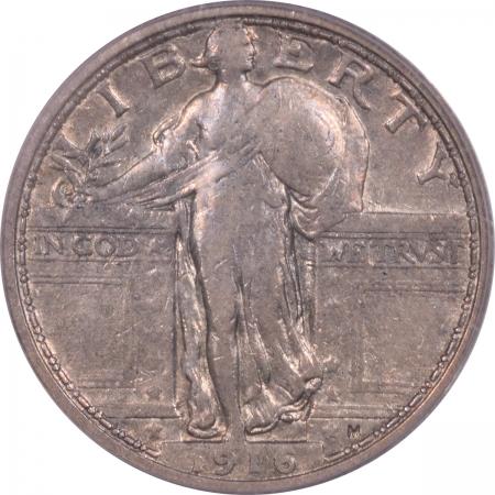 Standing Liberty Quarters 1916 STANDING LIBERTY QUARTER – PCGS VF-30