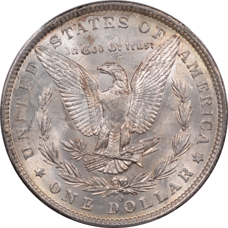 New Certified Coins 1882-O MORGAN DOLLAR – PCGS MS-64 GORGEOUS COLOR!