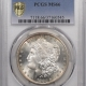 CAC Approved Coins 1878 7TF MORGAN DOLLAR REV OF 1879 PCGS MS-64 PREMIUM QUALITY BLAST WHITE! CAC!