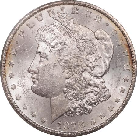 Morgan Dollars 1878-CC MORGAN DOLLAR – PCGS MS-62