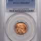 New Certified Coins 1931-S LINCOLN CENT – PCGS MS-63 RB