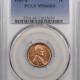 New Certified Coins 1944 LINCOLN CENT – PCGS MS-65 RD