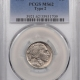 Buffalo Nickels 1913-D BUFFALO NICKEL – TY I – PCGS MS-63