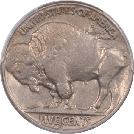 Buffalo Nickels 1928-S BUFFALO NICKEL – PCGS AU-53