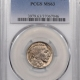New Certified Coins 1936-D BUFFALO NICKEL – PCGS MS-64, PRETTY
