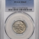 New Certified Coins 1938-D BUFFALO NICKEL – PCGS MS-65, OGH & PQ