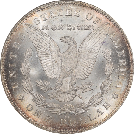New Certified Coins 1880/79-CC MORGAN DOLLAR VAM4 REV OF 1878 – NGC MS-62 TOP 100 BLAST WHITE SCARCE