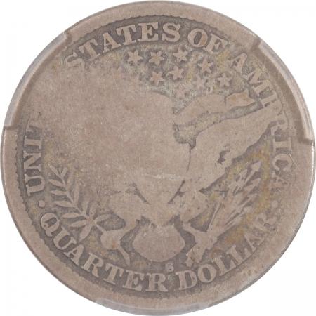 On Sale 1896-S BARBER QUARTER – PCGS G-4
