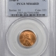 New Certified Coins 1973-S LINCOLN CENT PCGS MS-65 RD