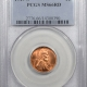New Certified Coins 1983 LINCOLN CENT PCGS MS-66 RD