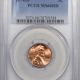 New Certified Coins 1974 LINCOLN CENT PCGS MS-66 RD