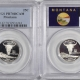 U.S. Certified Coins 2008-S NEW MEXICO PROOF STATE QUARTER 2 COIN SILVER & CLAD SET PCGS PR-69 DCAM