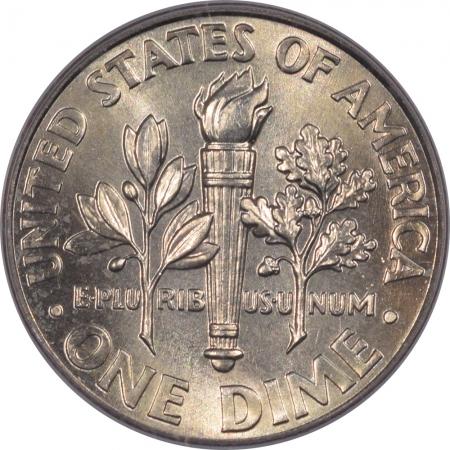 Roosevelt Dimes 2009-P ROOSEVELT DIME – PCGS MS-66 FB