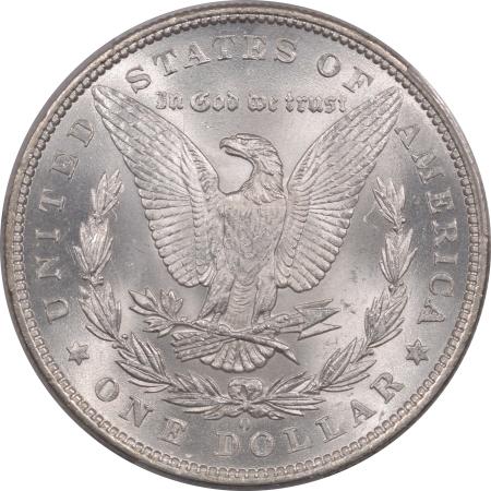 Morgan Dollars 1879-O MORGAN DOLLAR – PCGS MS-65 BLAST WHITE!