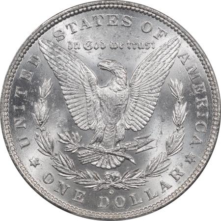 New Certified Coins 1880-O MORGAN DOLLAR – PCGS MS-64 NEAR GEM, PREMIUM QUALTIY! CAC APPROVED!