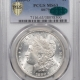 Coin World/Numismatic News Featured Coins 1880-O MORGAN DOLLAR – PCGS MS-64 WHITE & PREMIUM QUALITY! NICE!