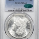 New Certified Coins 1886-S MORGAN DOLLAR – PCGS MS-63 FRESH, PREMIUM QUALITY & CAC APPROVED!
