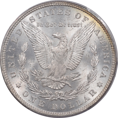 New Certified Coins 1896 MORGAN DOLLAR – PCGS MS-66+ FRESH GEM! PREMIUM QUALITY & CAC APPROVED!
