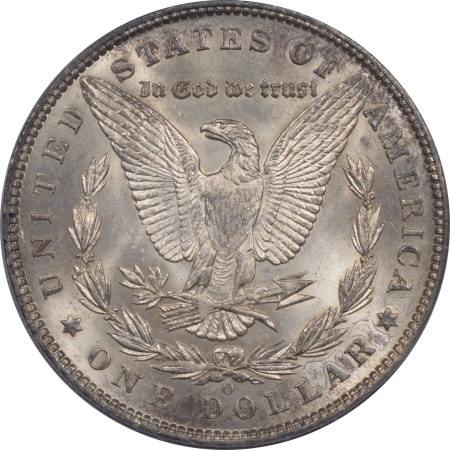 New Certified Coins 1896-O MORGAN DOLLAR – PCGS MS-61 CAC APPROVED, PREMIUM QUALITY! POP 11 IN CAC!