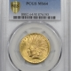 New Certified Coins 1928 $2.50 INDIAN GOLD – PCGS MS-64 PREMIUM QUALITY & CAC APPROVED!
