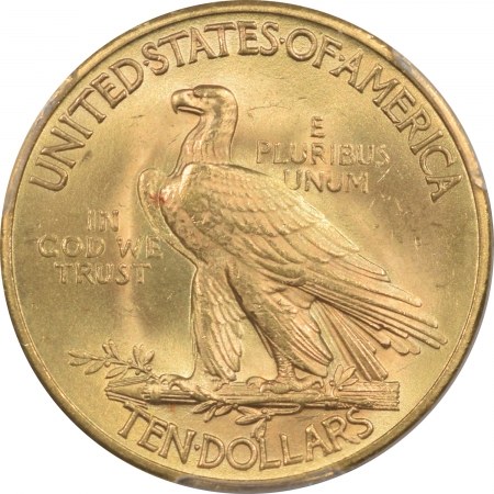 New Certified Coins 1926 $10 INDIAN HEAD GOLD – PCGS MS-64 LUSTROUS!