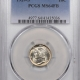New Certified Coins 1935-D MERCURY DIME PCGS MS-65 FB BLAST WHITE GEM!