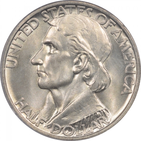 New Certified Coins 1935/34 BOONE COMMEMORATIVE HALF DOLLAR – PCGS MS-64 OGH & PREMIUM QUALITY!