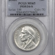 New Certified Coins 1935/34-D BOONE COMMEMORATIVE HALF DOLLAR – PCGS MS-64 FRESH!