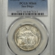 Silver 1937-D TEXAS COMMEMORATIVE HALF DOLLAR – NGC MS-67 BLAZING WHITE HEADLIGHT!