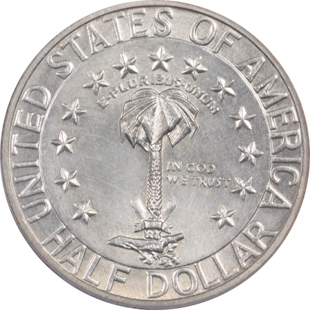 New Certified Coins 1936-D COLUMBIA COMMEMORATIVE HALF DOLLAR – PCGS MS-64
