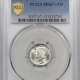 New Certified Coins 1935-S MERCURY DIME – PCGS MS-67, SUPERB!