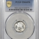 New Certified Coins 1940 MERCURY DIME – PCGS MS-67+FB, SUPERB!
