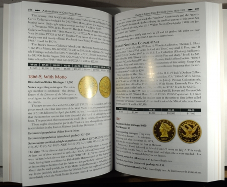 New Certified Coins A GUIDE BOOK OF GOLD EAGLE COINS Q. DAVID BOWERS, THE OFFICIAL RED BOOK $10 GOLD
