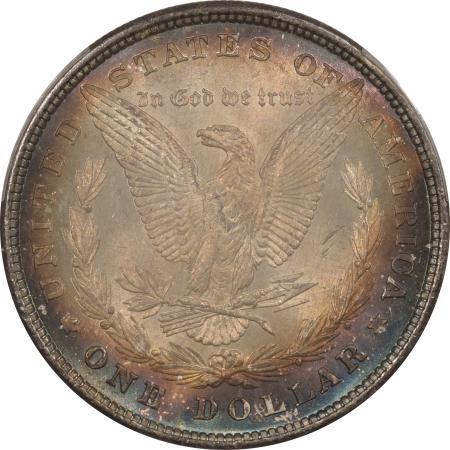 New Certified Coins 1878 8TF MORGAN DOLLAR – PCGS MS-65, PRETTY, FRESH GEM!