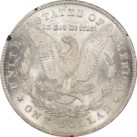 New Certified Coins 1880/79-CC GSA MORGAN DOLLAR REVERSE OF 1878 VAM-4 – NGC MS-64 BOX/CARDS, WHITE